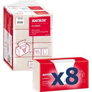 Papierhandtücher Katrin Classic Non Stop 343122