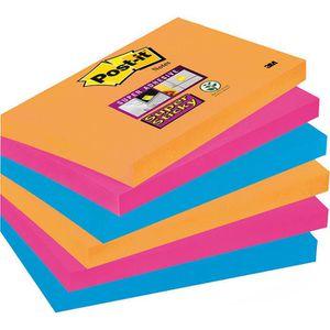 Haftnotizen Post-it Super Sticky Notes, 6556SE