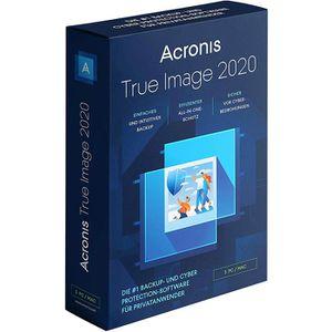 Backup-Software Acronis True Image 2020, TI33B2DES