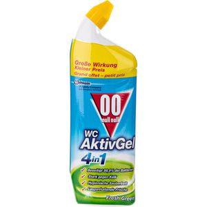 WC-Reiniger 00 WC AktivGel 4in1 Fresh Green