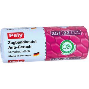 Müllbeutel Pely Anti-Geruch, 35 Liter