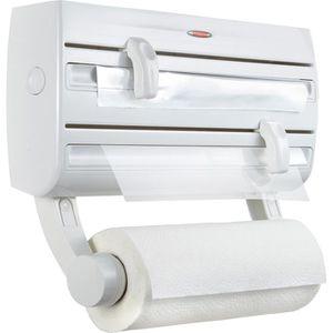 Küchenrollenhalter Leifheit Parat F2 25771, weiß