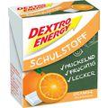 Traubenzucker Dextro Energy Schulstoff Orange