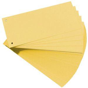 Trennstreifen Herlitz 10843613, gelb