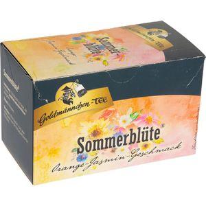 Tee Goldmännchen Sommerblüte, Orange-Jasmin