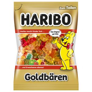 Fruchtgummis Haribo Goldbären