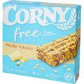 Müsliriegel Corny free Weiße Schoko
