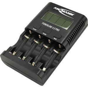 Akku-Ladegerät Ansmann Powerline 4.2 Pro 1001-0079