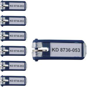 Schlüsselanhänger Durable Key Clip 1957-07