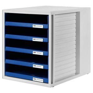 Schubladenbox Han 1401-14, Schrank-Set, A4
