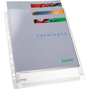 Prospekthüllen Leitz 4756-30-03 Maxi, A4
