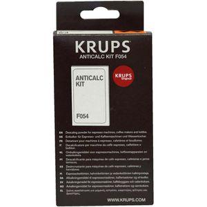 Entkalker Krups F 054 00 1B, Anticalc Kit F054