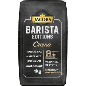Kaffee Jacobs Barista Editions Crema