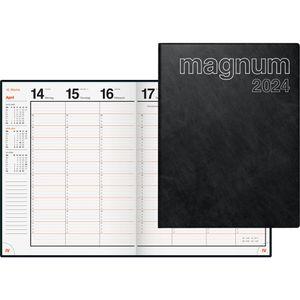 Buchkalender Rido-Ide 7027042901 magnum, Jahr 2021