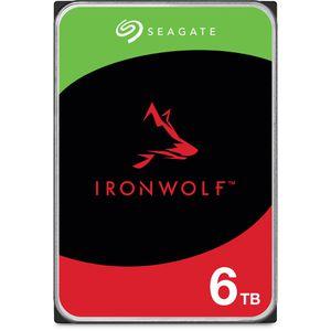 Festplatte Seagate IronWolf NAS HDD ST6000VN001