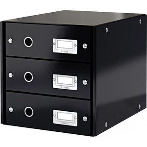 Schubladenbox Leitz 6048-00-95, WOW Click & Store