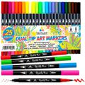 Brush-Pen Tritart Dual Tip Art Markers