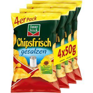 Chips funny-frisch Chipsfrisch gesalzen