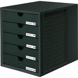 Schubladenbox Han 1450-13, Systembox, A4