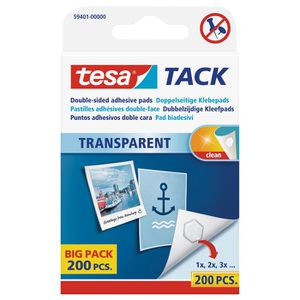 Klebepads Tesa 59401, Tack, doppelseitig