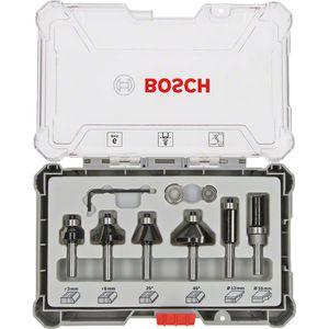 Fräser Bosch Rand- und Kantenfräser, 8mm