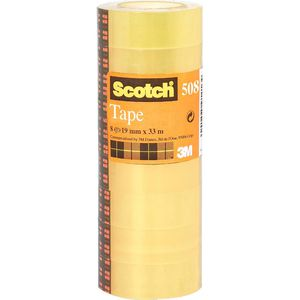 Klebeband Scotch 508, 19mm x 33m