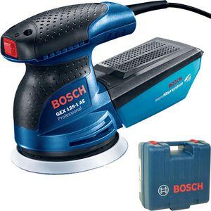 Exzenterschleifer Bosch GEX 125-1 AE, 0601387504