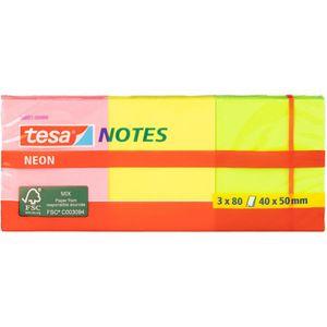 Haftnotizen Tesa Neon Notes