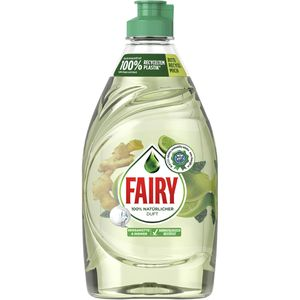 Spülmittel Fairy Naturals Bergamotte & Ingwer
