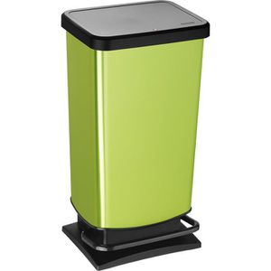 Mülleimer Rotho Paso 1754110747 grün