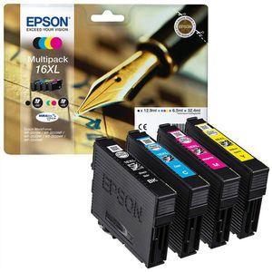 Tinte Epson 16XL T1636 Füller, Multipack