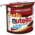 Brotaufstrich Nutella & Go