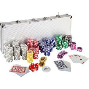 Pokerkoffer Maxstore 20030017, 500 Pokerchips