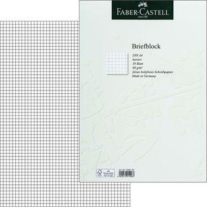 Briefblock Faber-Castell 14060, A4
