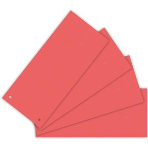 Trennstreifen Brunnen 106604020, rot