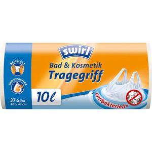 Müllbeutel Swirl Bad & Kosmetik, 10 Liter