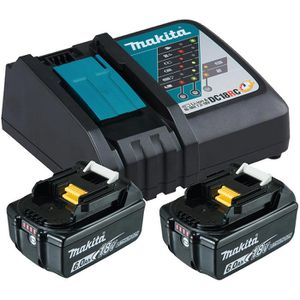 Werkzeugakku Makita Power Source-Kit Li, 199480-6