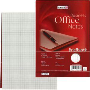 Briefblock Landre 100050269 Office, A5