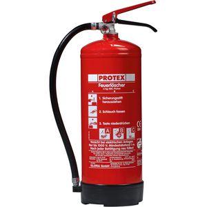 Feuerlöscher Protex PDE 6, 6 kg