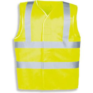 Warnweste Uvex protection flash DIN EN 20471, gelb