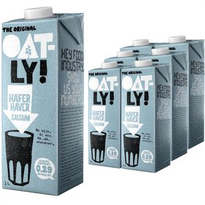 Haferdrink Oatly Calcium