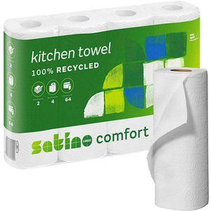 Küchenrollen Wepa Satino Comfort, 2-lagig