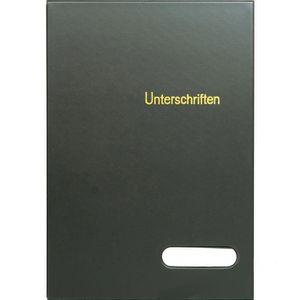 Unterschriftenmappe Böttcher-AG A4