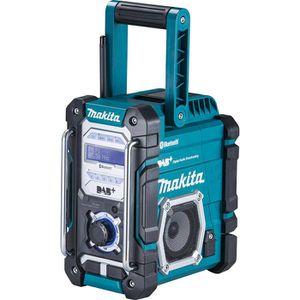 Baustellenradio Makita DMR112, Akku 7,2-18V