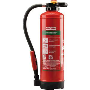 Feuerlöscher Gloria SK 6 Pro, 6 Liter