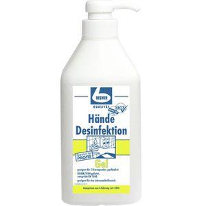 Desinfektionsmittel Dr.Becher 1471000, alkoholisch