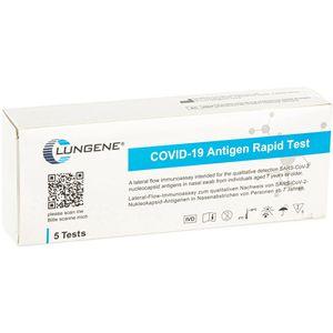 Corona-Schnelltest Clungene Antigen Nasal-Test
