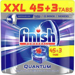 Spülmaschinentabs Calgonit finish Quantum XXL