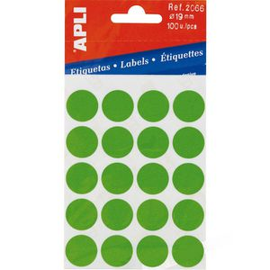 Markierungspunkte APLI 02066, grün
