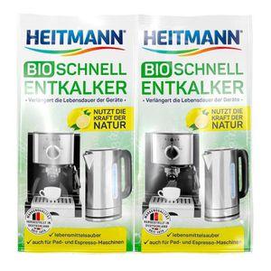 Entkalker Heitmann 3362, Bio